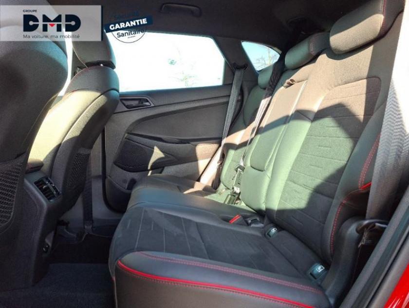 Hyundai Tucson 1.6 Crdi 115ch Hybrid 48v N Line Edition Euro6d-evap - Visuel #10