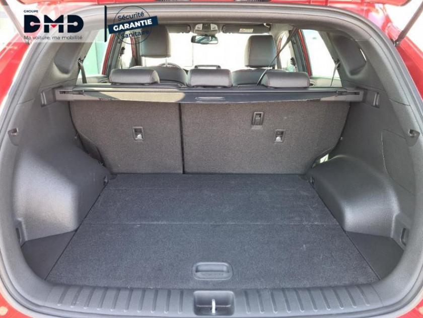 Hyundai Tucson 1.6 Crdi 115ch Hybrid 48v N Line Edition Euro6d-evap - Visuel #12