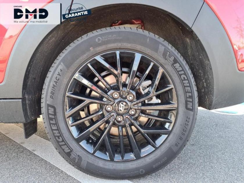 Hyundai Tucson 1.6 Crdi 115ch Hybrid 48v N Line Edition Euro6d-evap - Visuel #13