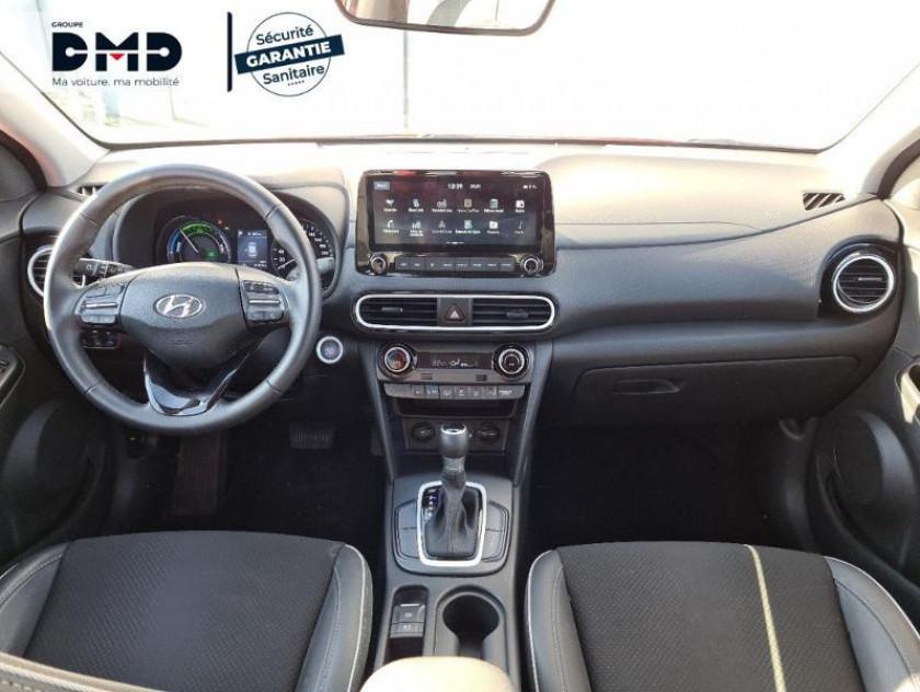 Hyundai Kona 1.6 Gdi Hybrid 141ch Edition 1 Dct-6 Euro6d-t Evap - Visuel #5