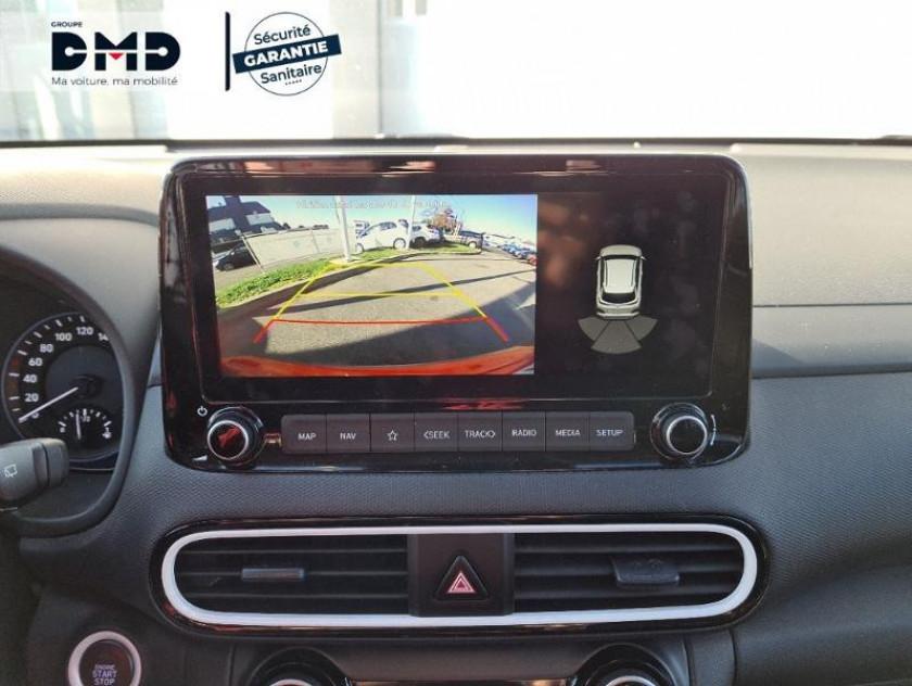Hyundai Kona 1.6 Gdi Hybrid 141ch Edition 1 Dct-6 Euro6d-t Evap - Visuel #15