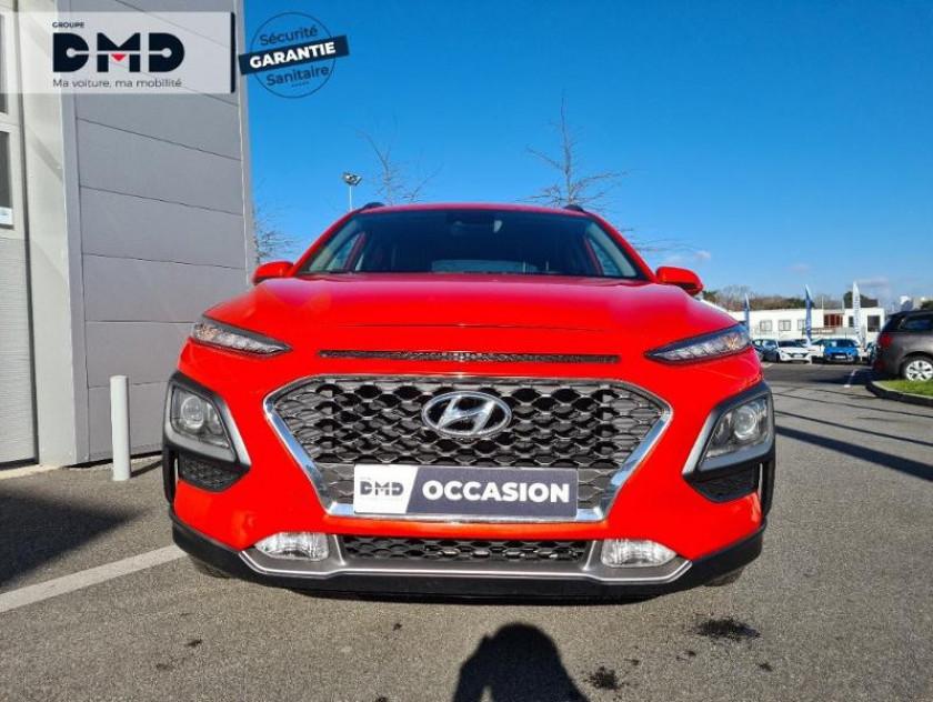 Hyundai Kona 1.6 Gdi Hybrid 141ch Edition 1 Dct-6 Euro6d-t Evap - Visuel #4
