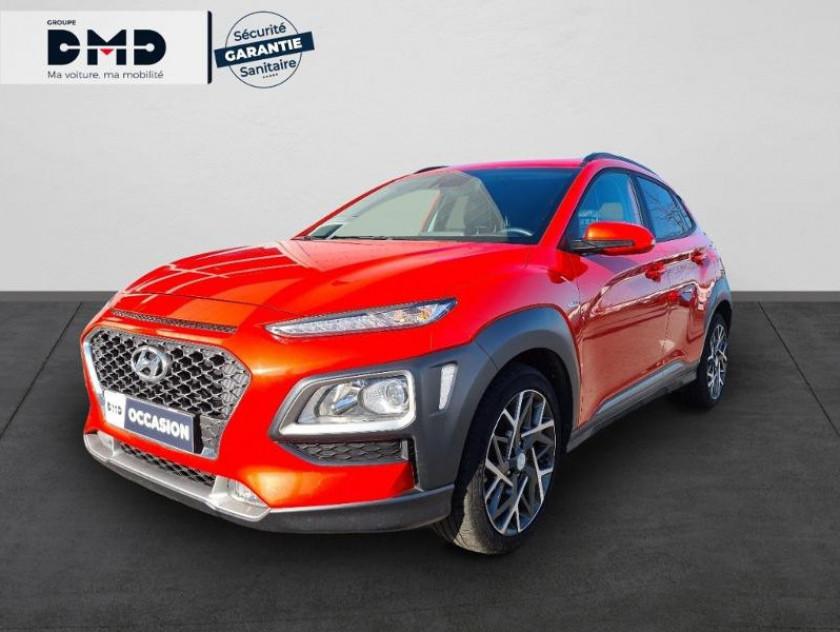 Hyundai Kona 1.6 Gdi Hybrid 141ch Edition 1 Dct-6 Euro6d-t Evap - Visuel #1