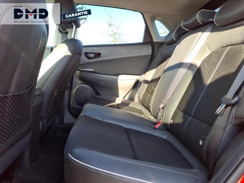 Hyundai Kona 1.6 Gdi Hybrid 141ch Edition 1 Dct-6 Euro6d-t Evap - Visuel #10