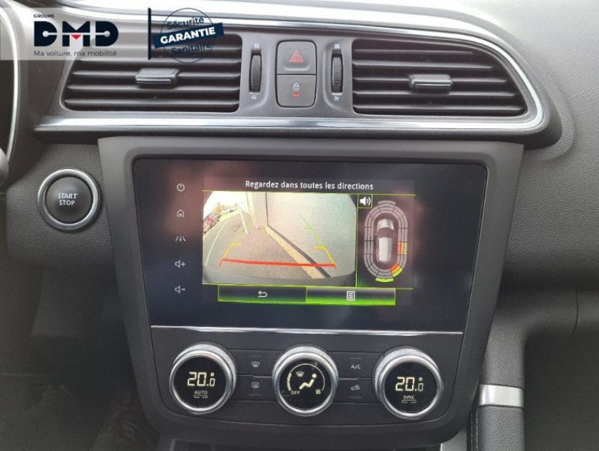 Renault Kadjar 1.3 Tce 160ch Fap Intens - Visuel #15