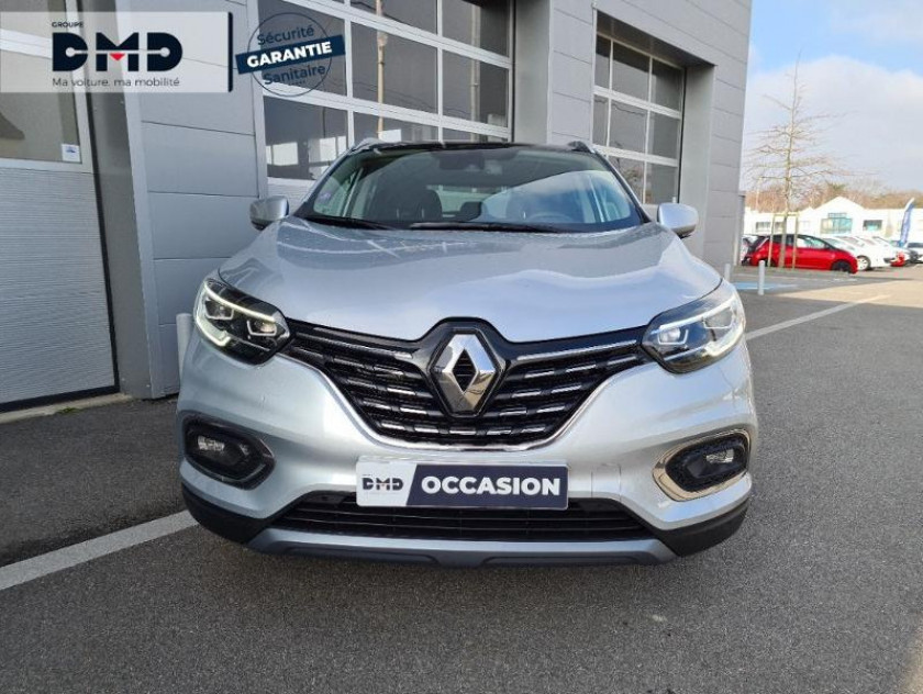 Renault Kadjar 1.3 Tce 160ch Fap Intens - Visuel #4
