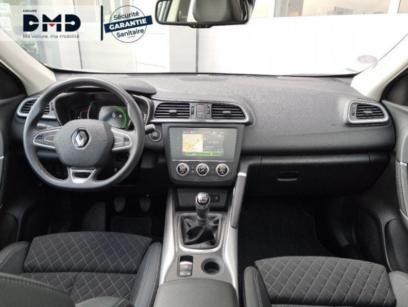 Renault Kadjar 1.3 Tce 160ch Fap Intens - Visuel #5