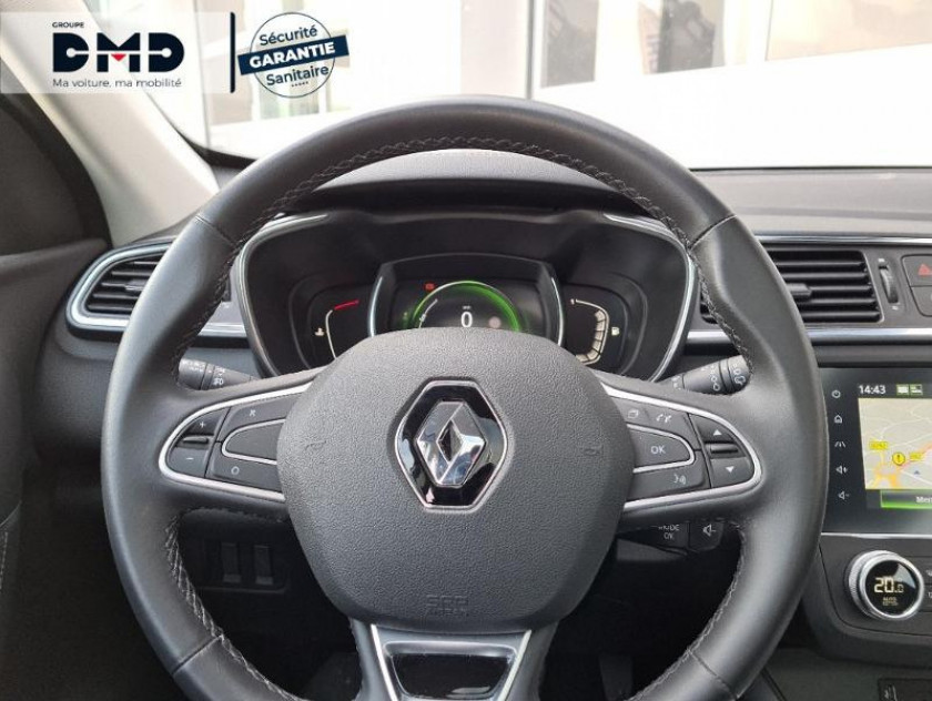 Renault Kadjar 1.3 Tce 160ch Fap Intens - Visuel #7