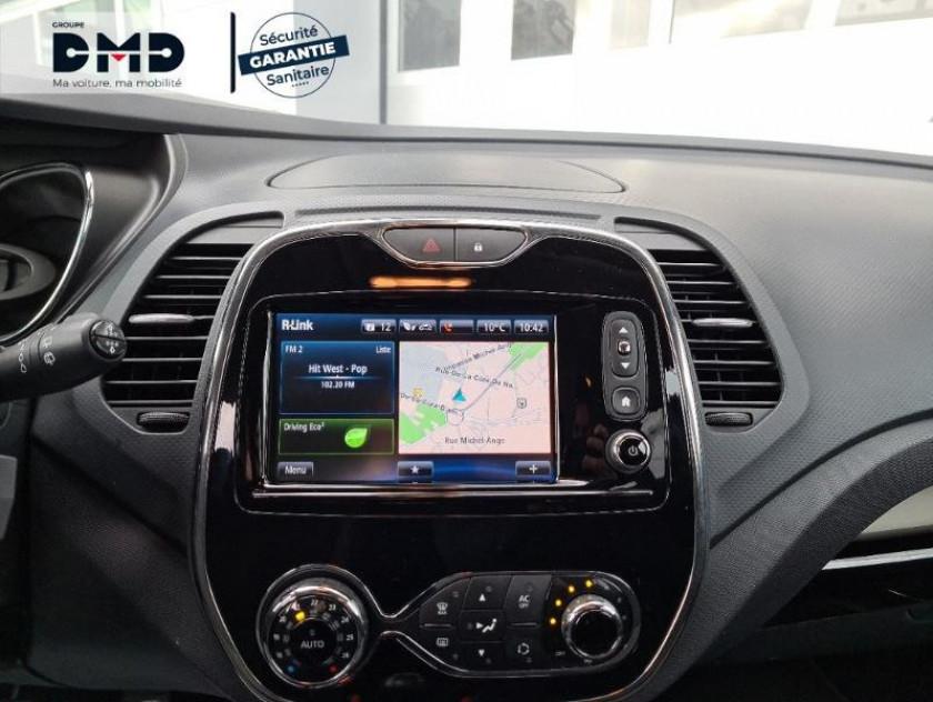 Renault Captur 1.5 Dci 90ch Stop&start Energy Intens Eco² - Visuel #6