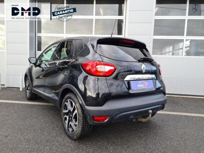 Renault Captur 1.5 Dci 90ch Stop&start Energy Intens Eco² - Visuel #3