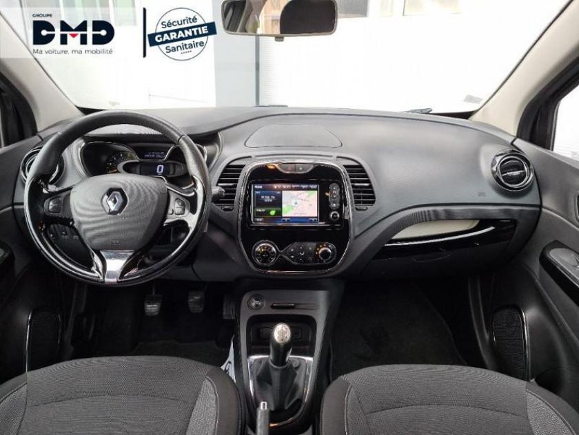 Renault Captur 1.5 Dci 90ch Stop&start Energy Intens Eco² - Visuel #5