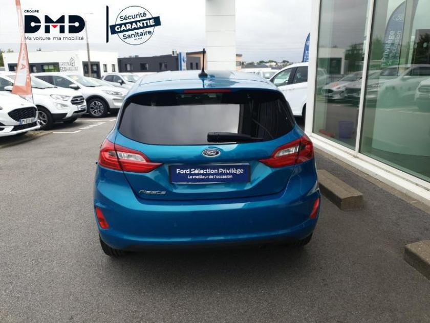 Ford Fiesta 1.0 Ecoboost 100ch Stop&start Titanium 5p Euro6.2 - Visuel #11