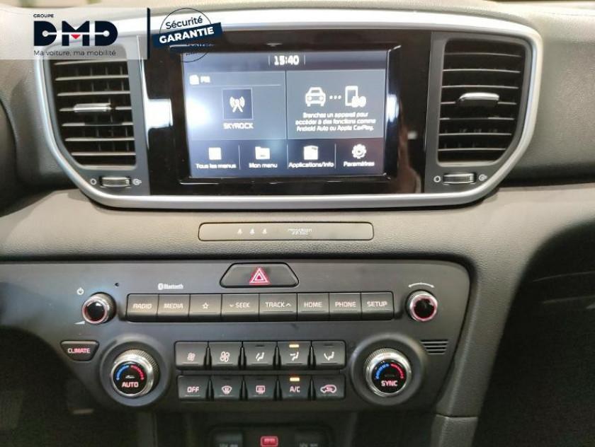 Kia Sportage 1.6 Gdi 132ch Isg Active 4x2 - Visuel #6