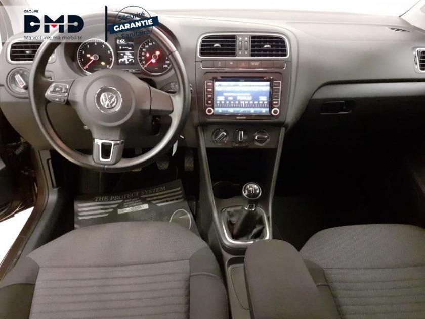 Volkswagen Polo 1.2 60ch Match 2 5p - Visuel #5