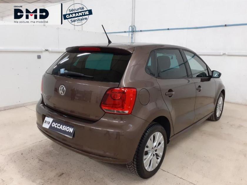 Volkswagen Polo 1.2 60ch Match 2 5p - Visuel #3
