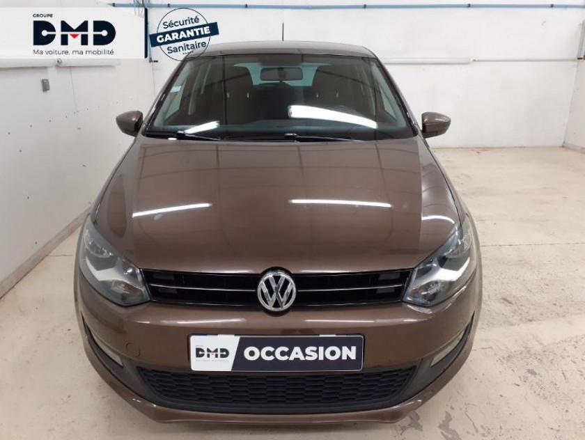 Volkswagen Polo 1.2 60ch Match 2 5p - Visuel #4