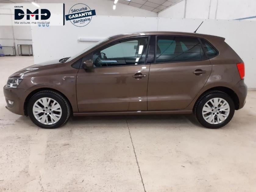 Volkswagen Polo 1.2 60ch Match 2 5p - Visuel #2