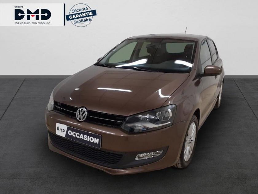 Volkswagen Polo 1.2 60ch Match 2 5p - Visuel #1