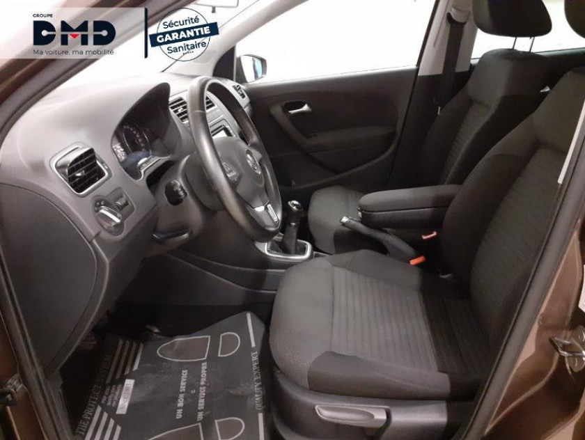 Volkswagen Polo 1.2 60ch Match 2 5p - Visuel #9