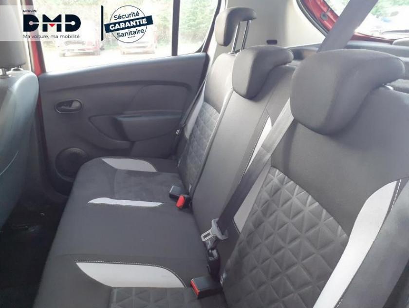 Dacia Sandero 0.9 Tce 90ch Stepway Prestige - Visuel #10
