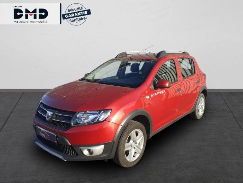 Dacia Sandero 0.9 Tce 90ch Stepway Prestige - Visuel #1