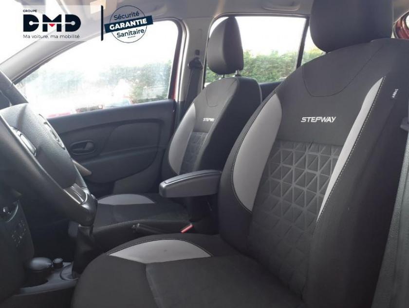 Dacia Sandero 0.9 Tce 90ch Stepway Prestige - Visuel #9