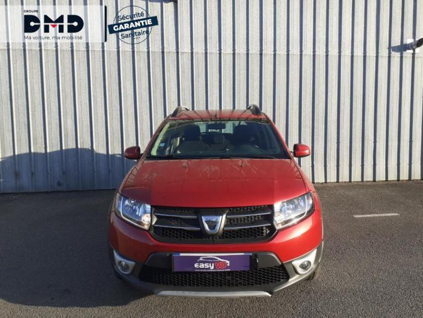 Dacia Sandero 0.9 Tce 90ch Stepway Prestige - Visuel #4