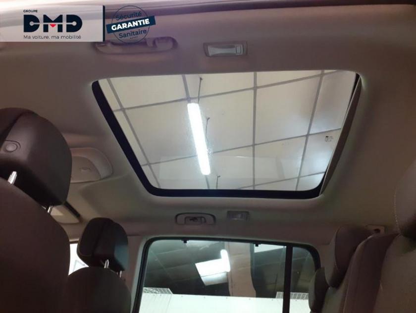 Opel Zafira 1.4 Turbo 140ch Innovation - Visuel #14