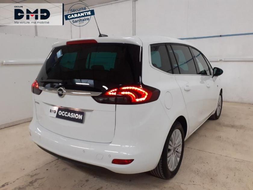 Opel Zafira 1.4 Turbo 140ch Innovation - Visuel #3