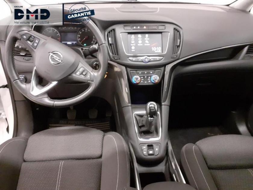 Opel Zafira 1.4 Turbo 140ch Innovation - Visuel #5