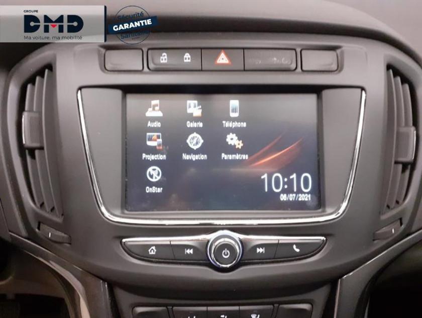 Opel Zafira 1.4 Turbo 140ch Innovation - Visuel #6