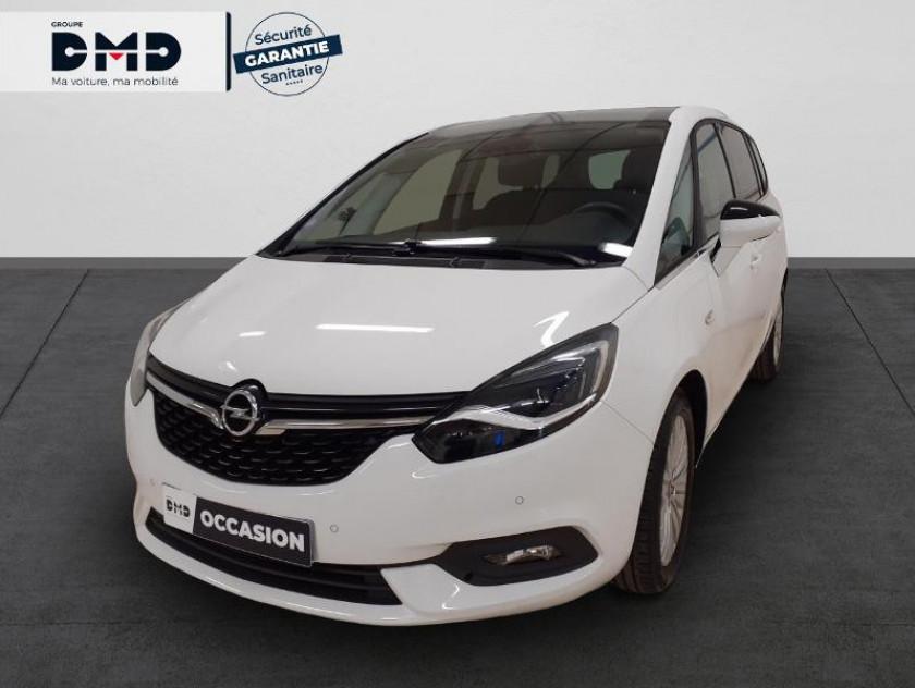 Opel Zafira 1.4 Turbo 140ch Innovation - Visuel #1