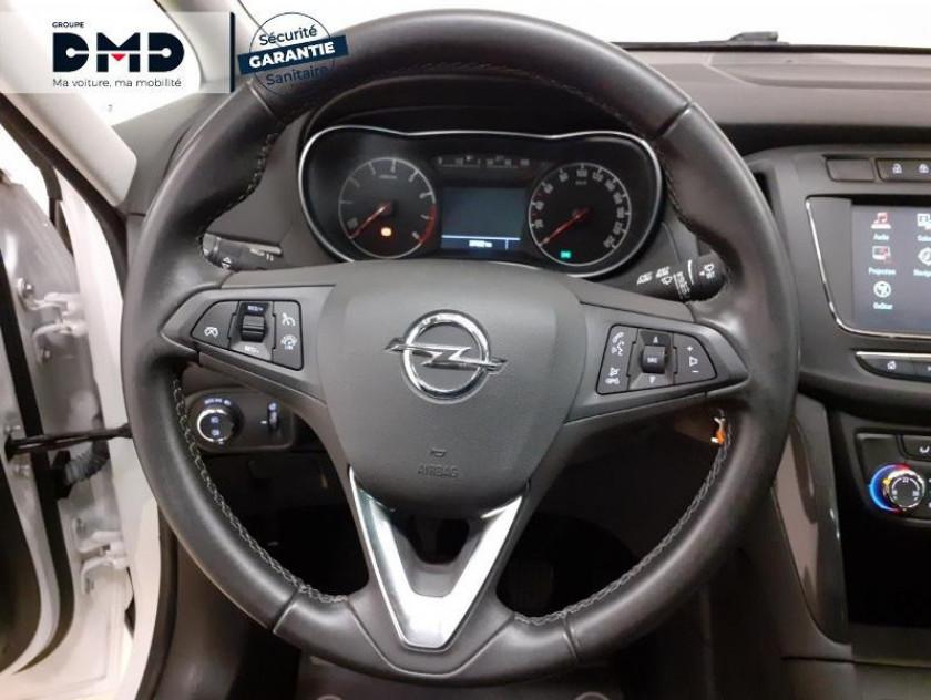 Opel Zafira 1.4 Turbo 140ch Innovation - Visuel #7
