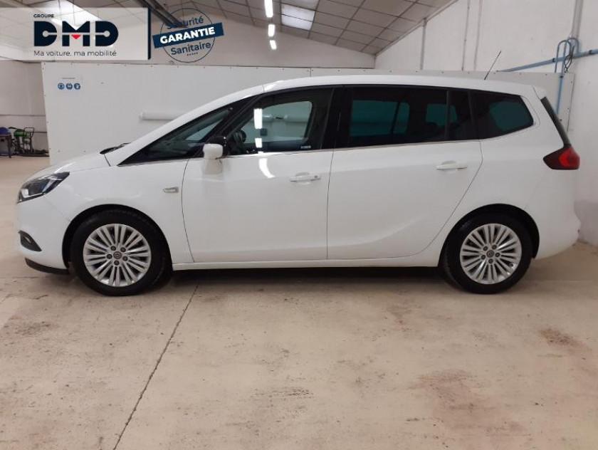 Opel Zafira 1.4 Turbo 140ch Innovation - Visuel #2