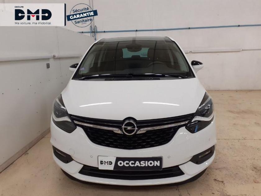 Opel Zafira 1.4 Turbo 140ch Innovation - Visuel #4