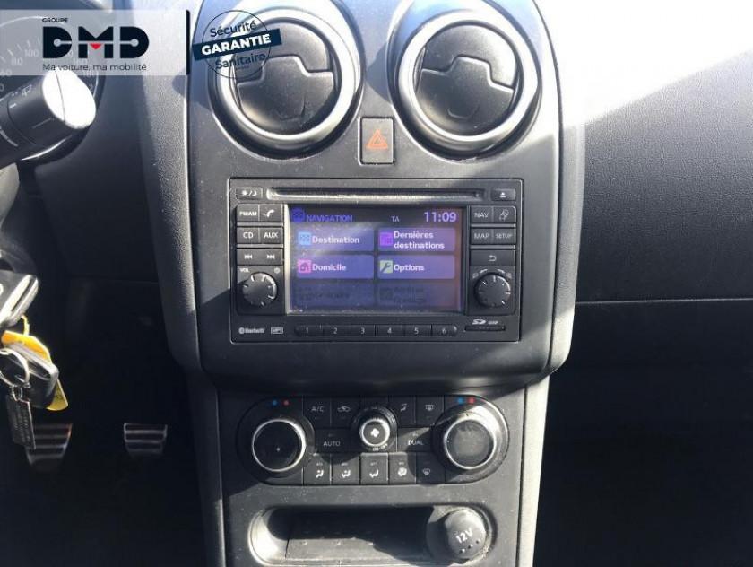 Nissan Qashqai 1.5 Dci 110ch Fap Connect Edition - Visuel #6