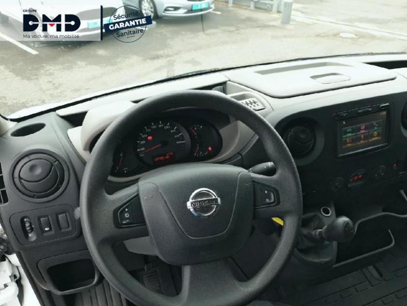 Nissan Nv400 Fg 3t5 L3h3 2.3 Dci 135ch Tt S/s Business - Visuel #7