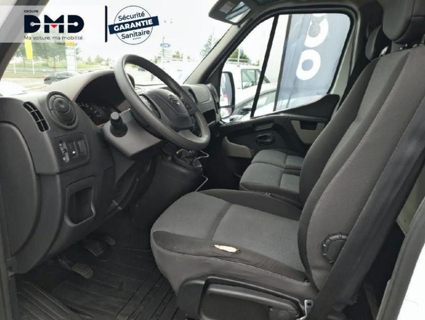Nissan Nv400 Fg 3t5 L3h3 2.3 Dci 135ch Tt S/s Business - Visuel #9