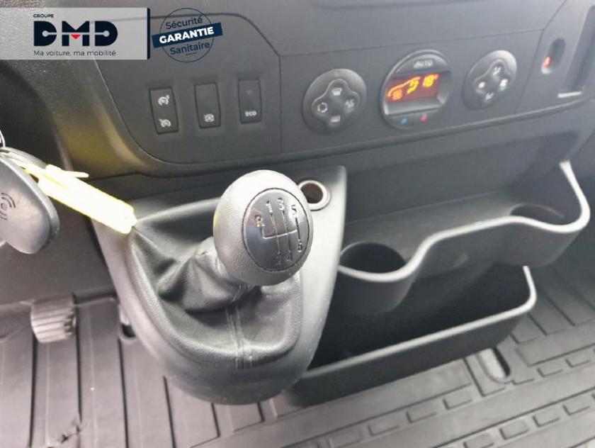 Nissan Nv400 Fg 3t5 L3h3 2.3 Dci 135ch Tt S/s Business - Visuel #8