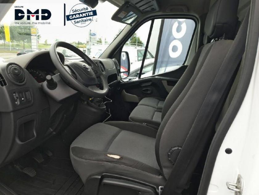 Nissan Nv400 Fg 3t5 L3h3 2.3 Dci 135ch Tt S/s Business - Visuel #10