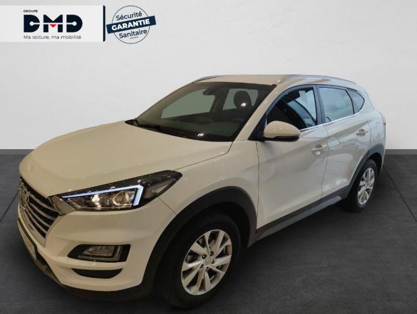 Hyundai Tucson 1.6 Crdi 136ch Executive Dct-7 Euro6d-evap - Visuel #1