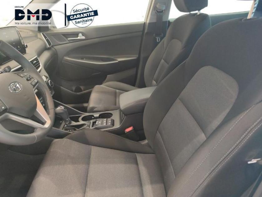 Hyundai Tucson 1.6 Crdi 136ch Executive Dct-7 Euro6d-evap - Visuel #9