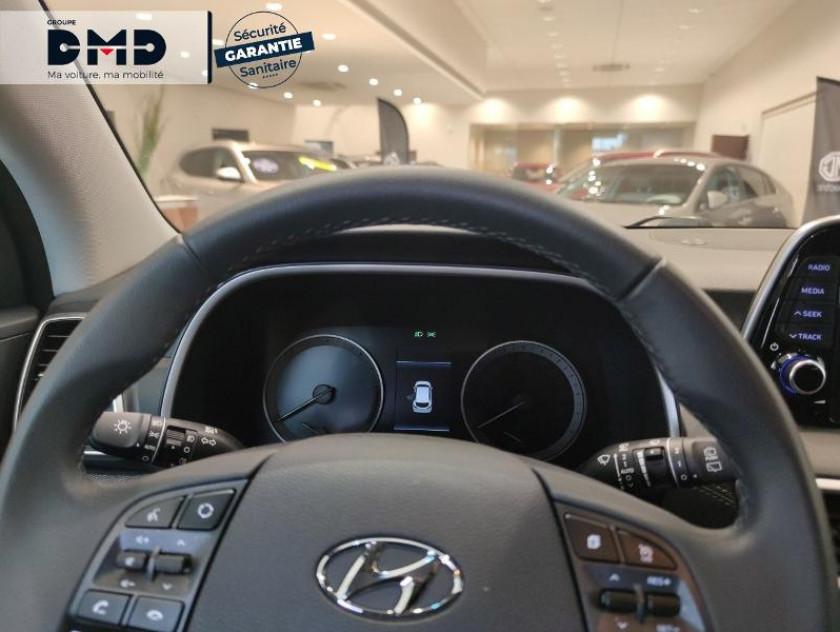 Hyundai Tucson 1.6 Crdi 136ch Executive Dct-7 Euro6d-evap - Visuel #7