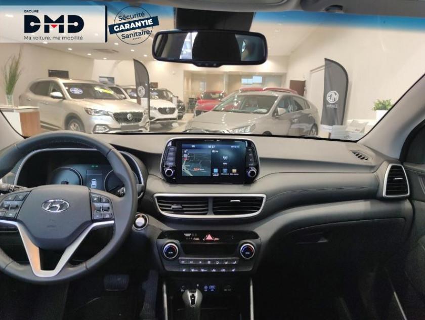 Hyundai Tucson 1.6 Crdi 136ch Executive Dct-7 Euro6d-evap - Visuel #5