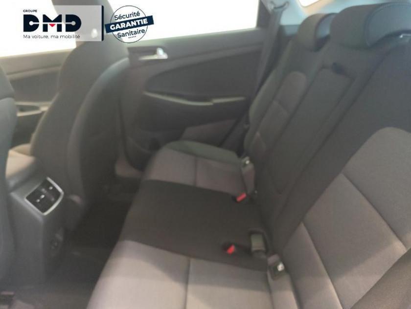Hyundai Tucson 1.6 Crdi 136ch Executive Dct-7 Euro6d-evap - Visuel #10