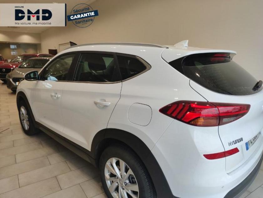 Hyundai Tucson 1.6 Crdi 136ch Executive Dct-7 Euro6d-evap - Visuel #3