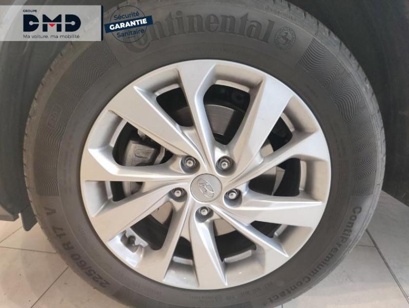 Hyundai Tucson 1.6 Crdi 136ch Executive Dct-7 Euro6d-evap - Visuel #13