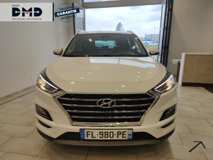 Hyundai Tucson 1.6 Crdi 136ch Executive Dct-7 Euro6d-evap - Visuel #4