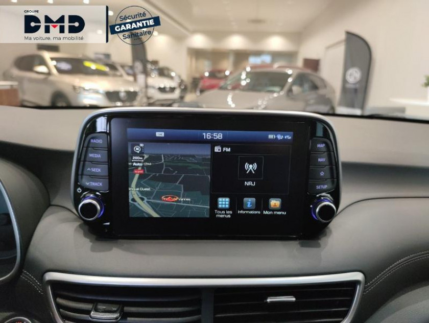 Hyundai Tucson 1.6 Crdi 136ch Executive Dct-7 Euro6d-evap - Visuel #6