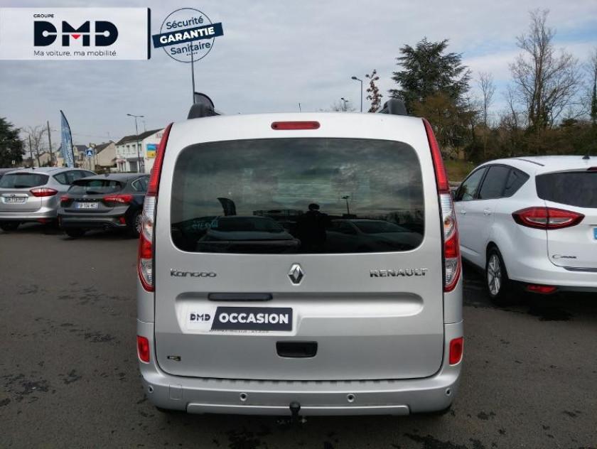 Renault Kangoo 1.5 Dci 110ch Energy Intens Euro6 - Visuel #11